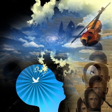 12427513 - music of mind